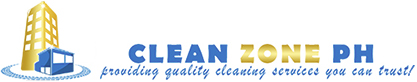 Clean Zone Ph Condo House Office Cleaning Services Logo